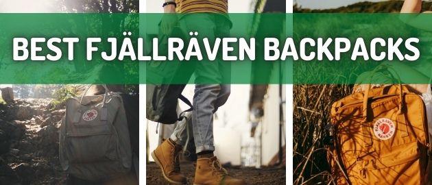 Best Fjällräven Backpacks
