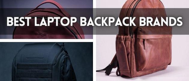 Best Laptop Backpack Brands