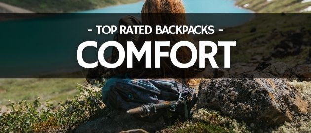 Top Rated Backpacks: Comfort