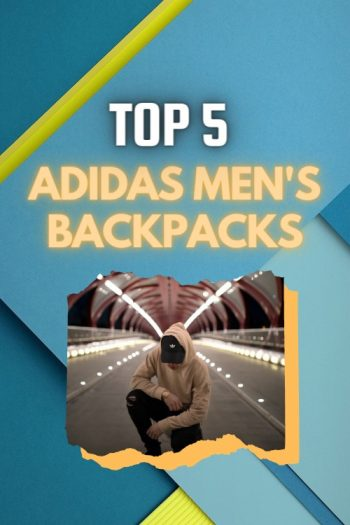 Top 5 Adidas Men's Backpacks and Bags