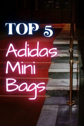 Top 5 Adidas Mini Backpacks and Bags