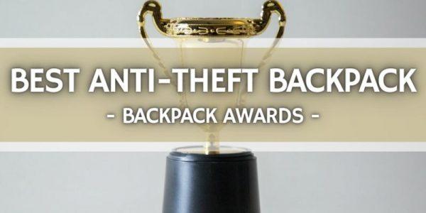 Best Anti-Theft Backpack: Pacsafe Venturesafe X30 Backpack