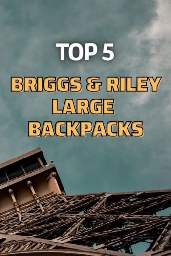 Top 5 Briggs & Riley Large Backpacks and Bags