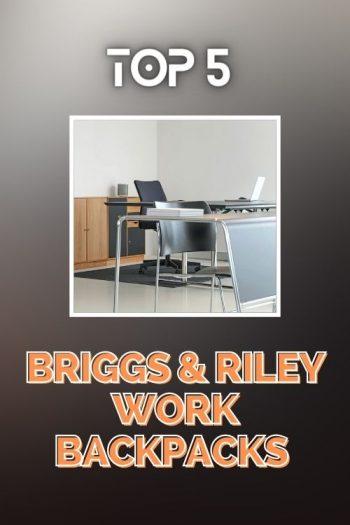 Top 5 Briggs & Riley Work Backpacks and Bags