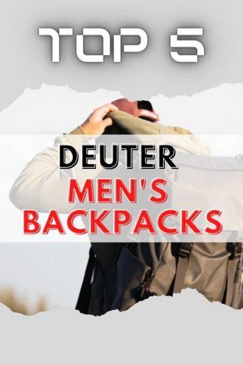 Top 5 Deuter Men's Backpacks and Bags