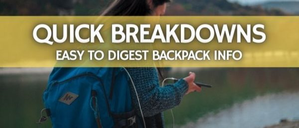 Quick Breakdowns